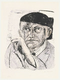 Zeichnungen: Max Beckmann, Day and Dream