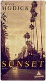 Book jacket: Klaus Modick, Sunset