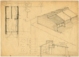 Design: Richard Paulick, terraced house