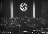 Photograph: Adolf Hitler, Enabling Act