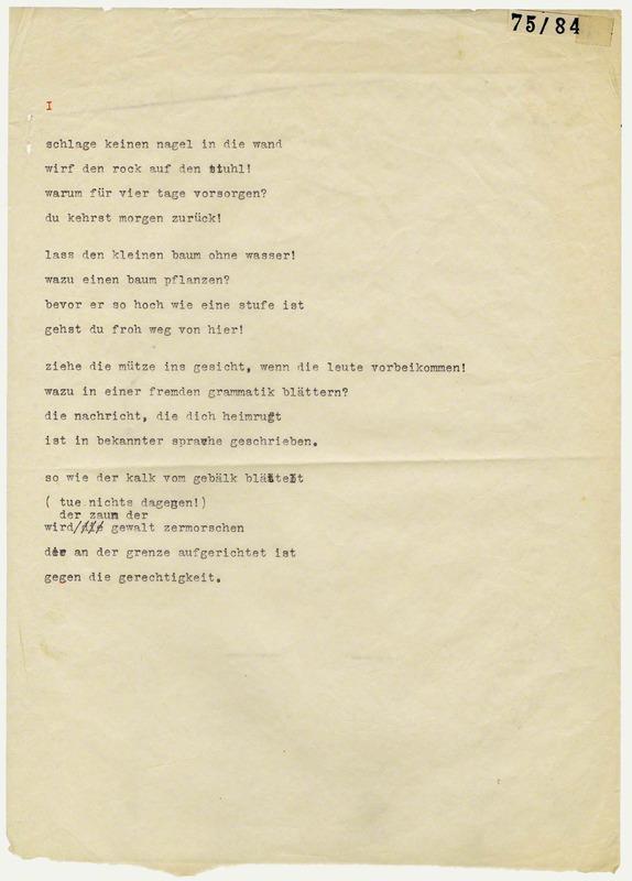Künste Im Exil Personen Bertolt Brecht