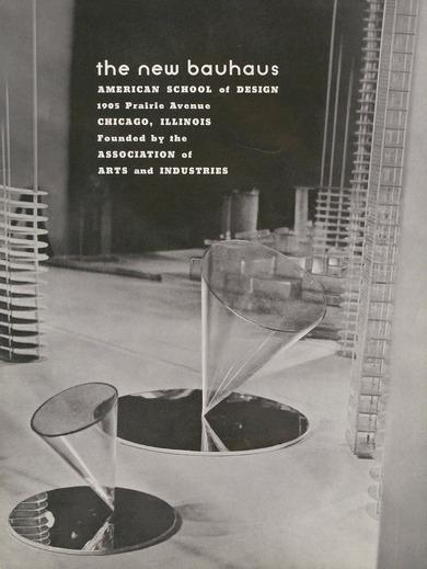 Künste Im Exil Objekte The New Bauhaus In Chicago Katalog 1937