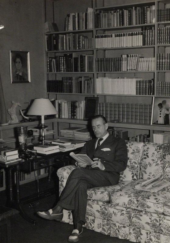 Künste Im Exil Personen Thomas Mann