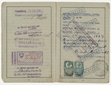 Passport: Else Lasker-Schüler