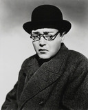 Photograph: Peter Lorre as Mr. Moto