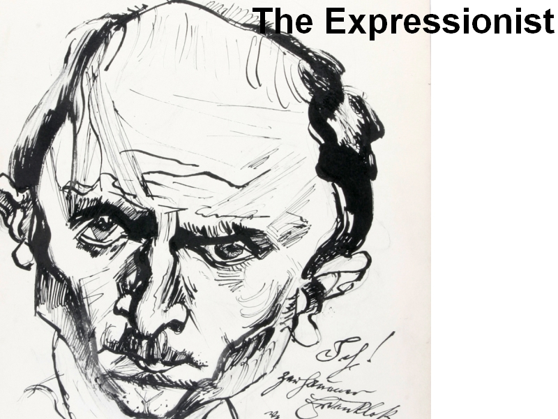 The Expressionist